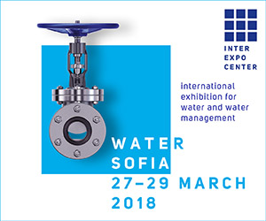 Water Sofia    27-29 March 2018