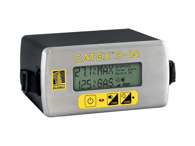 CATEX 3 - IR