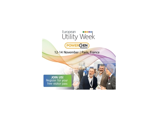 European Utility Week and POWERGEN Europe is coming to Paris