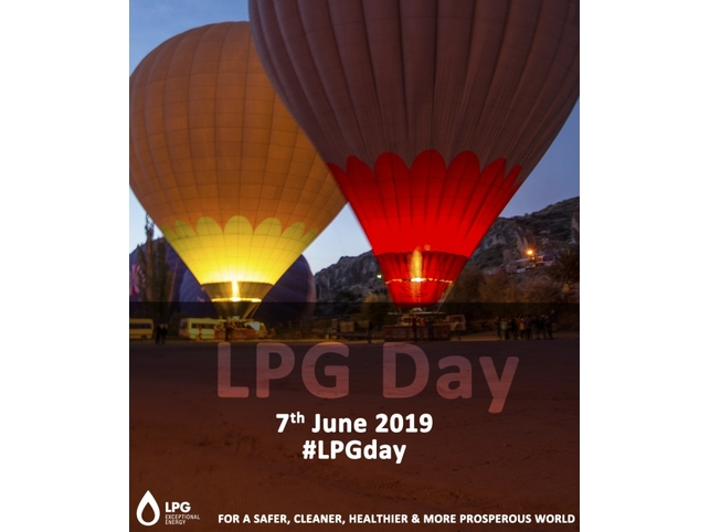 The World LPG Association (WLPGA) announces the launch of #LPGday