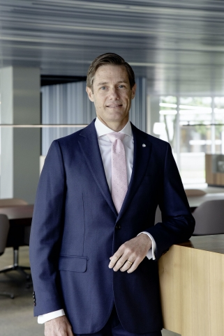 William Christensen, CEO del Gruppo REHAU